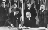 UN Charter Signing